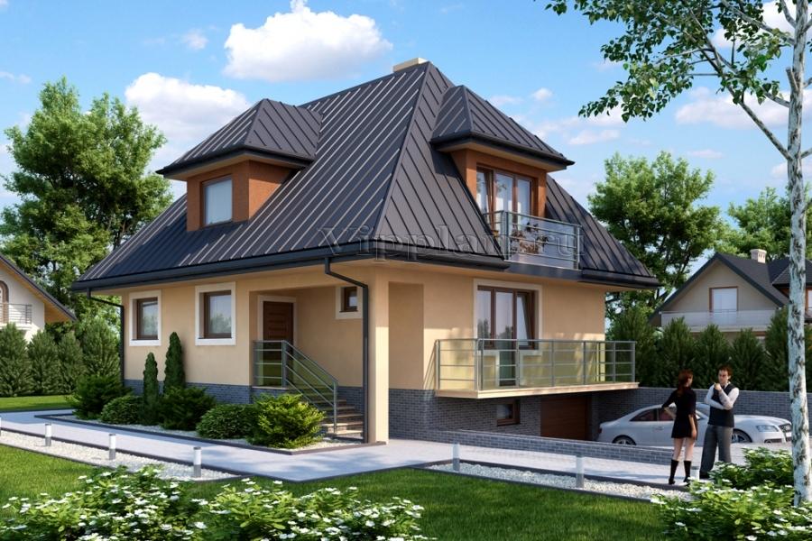 выбрать линии проект дома с цокалем и гаражом национальная